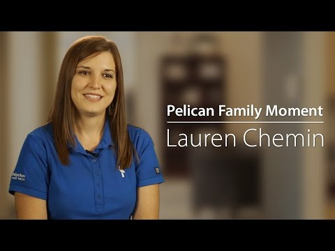 Pelican Family Moment: Lauren Chemin   Pelican State CU