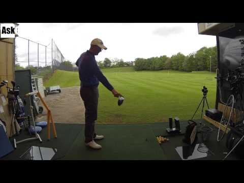 Golf Practice Swing To Real Swing