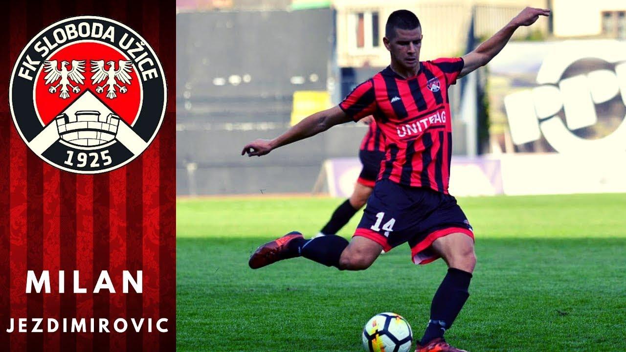 Milan Jezdimirovic Rb Highlights 2019 Hd Sloboda