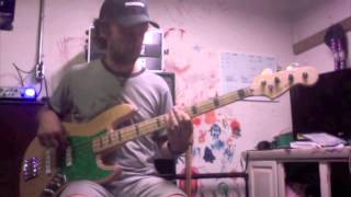 every kind of people - robert palmer (bob babbit) bass cover