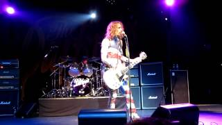 The Darkness Live in NYC - With a Woman @ Terminal 5