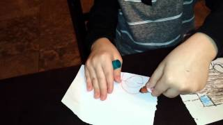How to draw a mail truck for kids
