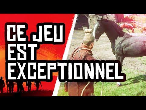Gameplay sans spoil : Red Dead Redemption 2 (découverte)