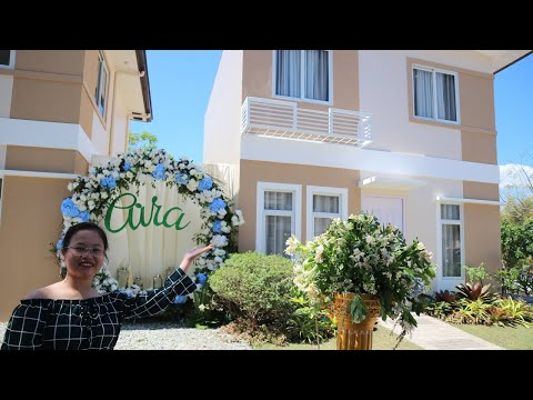 💜 LANCASTER NEW CITY 🏡 Aira | The Newest Single House and Lot | Lancaster Cavite near Metro Manila