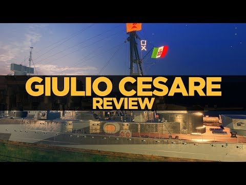 Giulio Cesare Review