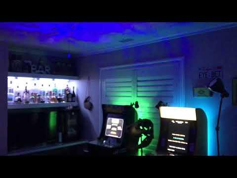 Blisslights Sky Lite / Arcade Room / Arcade1up/ Man cave from DANNYGZERO