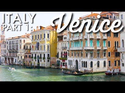 EatMoveRest In Italy, Part 1: Vegans In Venice *Plant-based, Vegan Travel*