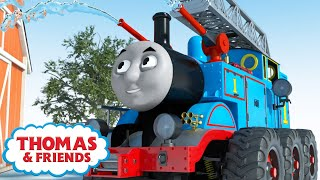 Download lagu Thomas the Rescue Engine | Cartoon Compilation | Magical Birthday Wishes | Thomas & Friends™