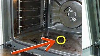 O seu fogão ficará limpo em 5 minutos com este truque
