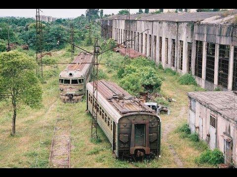 Москва - Сухуми - Тбилиси - Ереван. Железной дороге быть? Большая Игра на Starvision