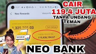 CARA BARU DAPAT UANG DI APK NEO+ TANPA UNDANG TEMAN   APLIKASI PENGHASIL UANG 2021 screenshot 5