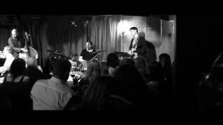 Julian Fenton Quartet 2016 , Track by Quincy Jones 'Tell me a bedtime Story'