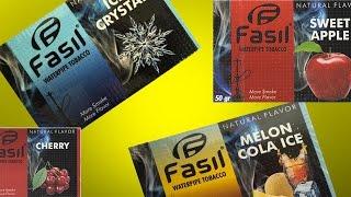 видео Табак для кальяна Fasil