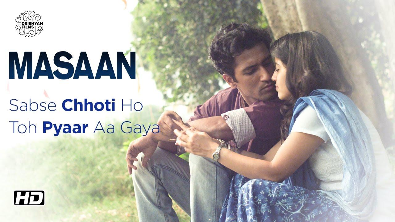 MASAAN | Sabse Chhoti Ho Toh Pyaar Aa Gaya | Now On DVD | Vicky ...