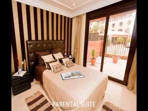 APARTMENT FOR SALE GUELIZ MARRAKESH DESIGN CONTEMPORAIN