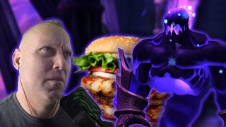 THE HUNGRY GAMES - Swifty Tanks Heroic Nighthold Chronomatic Anomaly - WoW Legion Raids