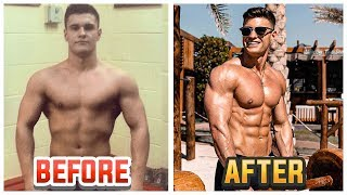 My 10 Year Natural Physique Transformation | Rob Lipsett