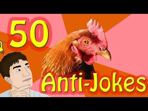 50 Anti-Jokes in 5 Minutes Mp3