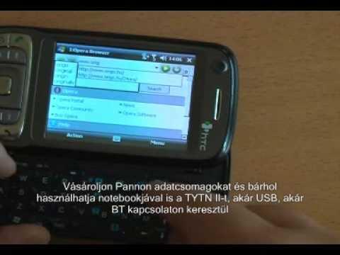 HTC TyTN II (Kaiser) 2. rész