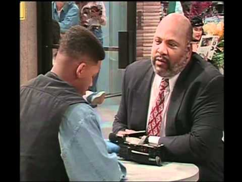 Io ho una teoria (Willy principe di Bel Air ep 3 stag 4)