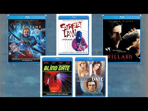 New Titles From Scream Factory, Kino with Code Red and Scorpion Plus John Carpenter Live