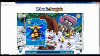 Club penguin pirata