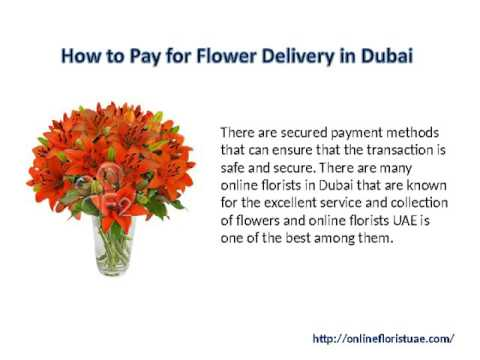 flower delivery dubai