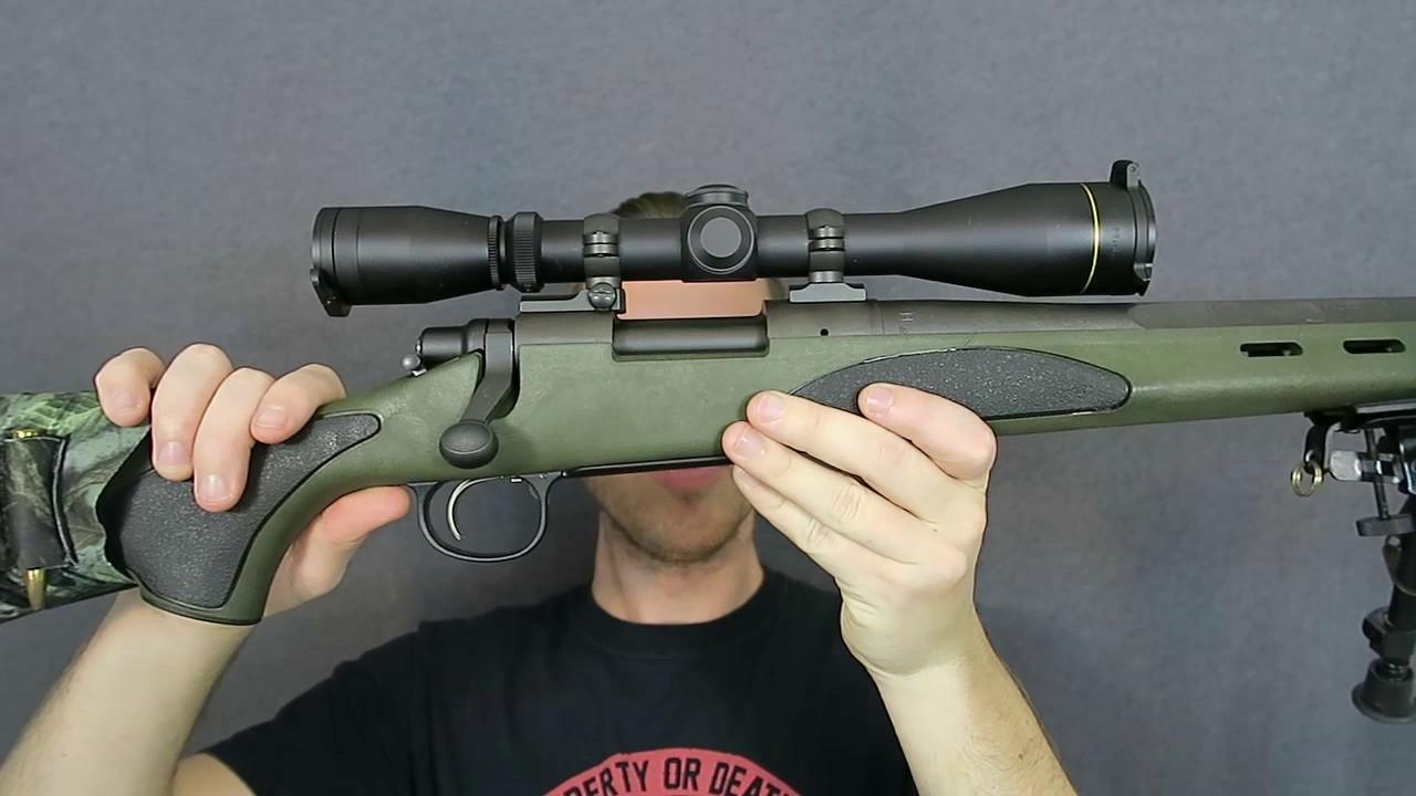 remington 700 serial number recall