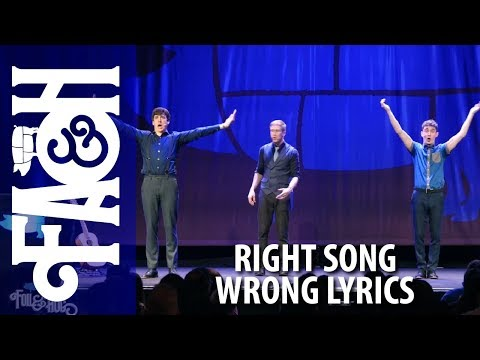 Right Song/Wrong Lyrics (Live) - Foil Arms and Hog