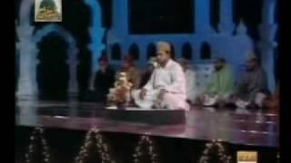 Qtv Shab-e-Meraj 2010- Qaseeda Burda Sharif- Aamir Fayyazi