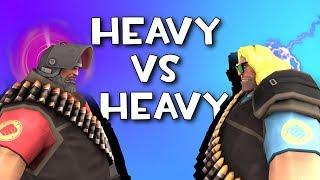 TF2: Heavy Vs Heavy [Ultimate Guide]