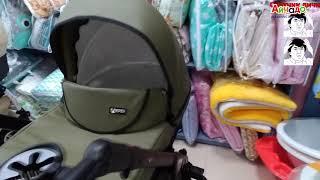 Купить детскую коляску Verdi Mirage Ecco. Это ДИЧЬ за 30 тысяч!!!