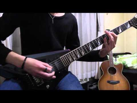 Trivium - Like Light To The Flies - (guitar cover)
