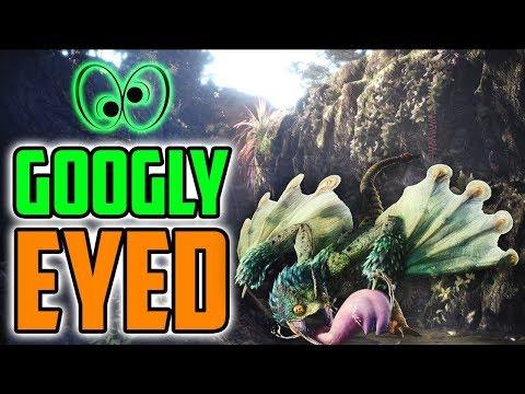 The Googly Eyed Monster | Monster Hunter World | Gameplay | Reverie Fantasy thumbnail