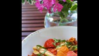 Easy Pasta Salad Recipe - Simple Pasta Salad Recipe - Pasta Salad For Kids