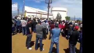Protestarán más de mil personas en mina de Cananea