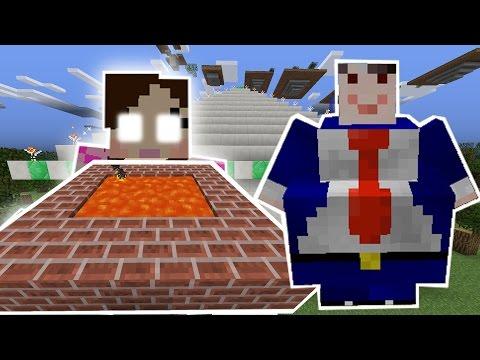 Minecraft: TRAP THE CRIMINALS CHALLENGE! - Custom Mod Challenge [S8E46]