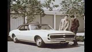 1967 Chevrolet Camaro Design and Testing