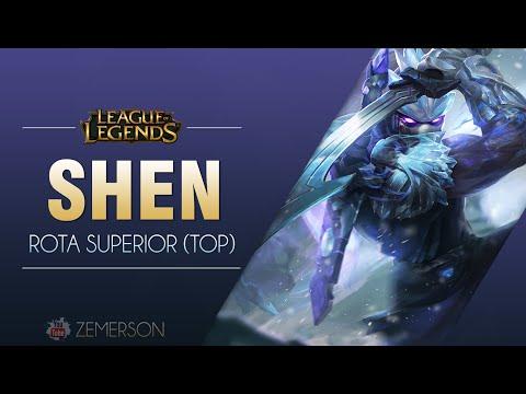 League of Legends - Shen  [BR: 6.9]