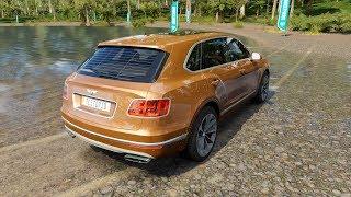 Bentley bentayga 2016 | Forza Horizon 3 | Test drive  | Gameplay