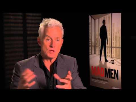 Mad Men Season 4 Interviews John Slattery