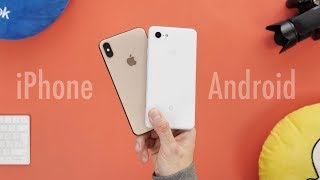 iPhone vs Android   GŁUPICH woĴen ciąg dalszy 🤦🏻♂️ (iOS/Android) #1