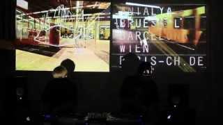 b2b set: Nativizm & M.Zakrzewski (Hush Hush Pony) Visual: icyd
