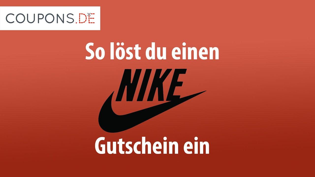 Nike Geschenkgutscheine. Überprüfe dein Guthaben. romitec.nu ...
