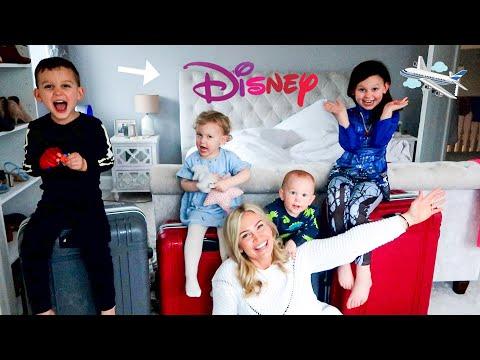 WE'RE OFF TO ORLANDO! (Disney World Trip)