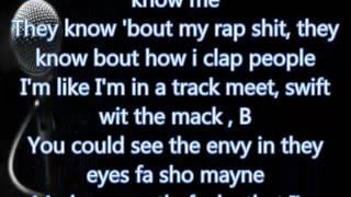 50 Cent - My Toy Soldier (Lyrics)