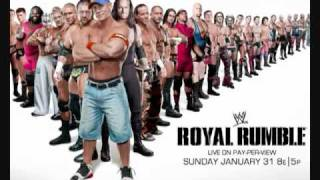WWE Royal Rumble 2010 Official Theme Song  Hero - Skillet + Download link lyrics.