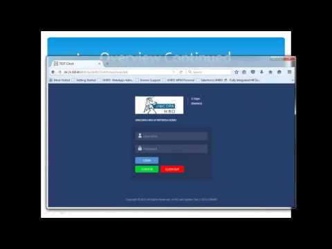 Unicorn HRO Workforce Management - User Interface Refresh