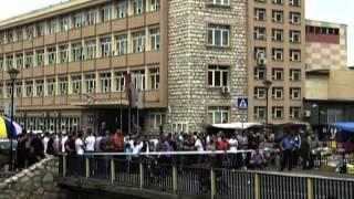 Tuče i ubistva u Novom Pazaru 08. novembar 2013