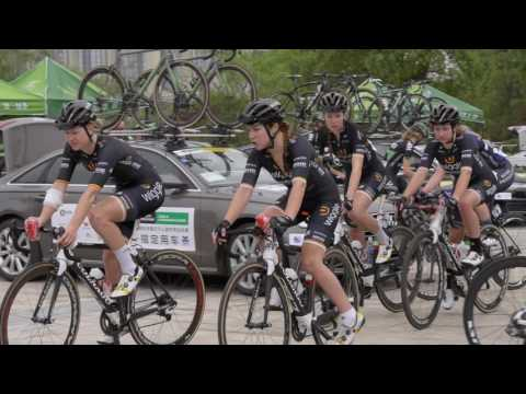 Tour of Chongming Island - Stage 1